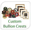 Custom Bullion Crests